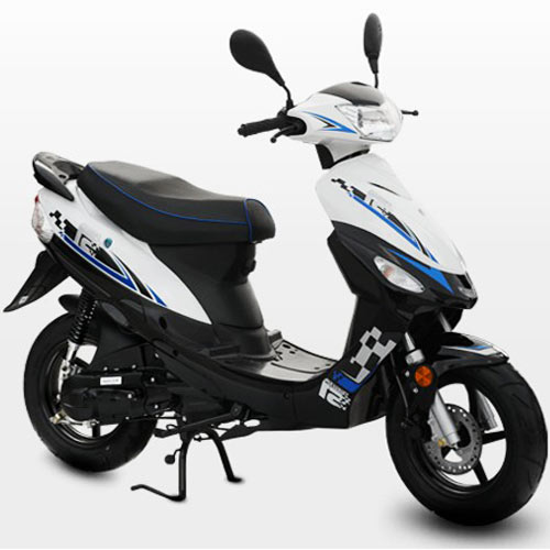 BeeStreet 50cc 2T Air Cool