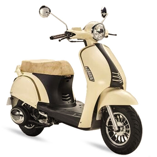 FF  50cc 2T Air Cool