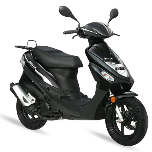 Speedjet 50cc 4T Air Cool