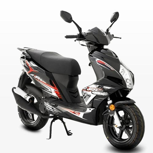 Sharpy 50cc 4T Air Cool